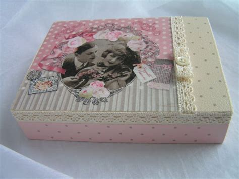 Decoupage Memory Box - 460 best images about keepsake boxes on best