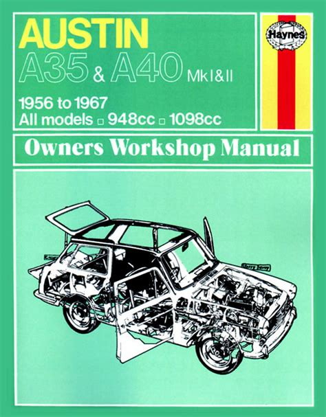 golf in america a practical manual classic reprint books a35 a40 1956 1967 haynes repair manual