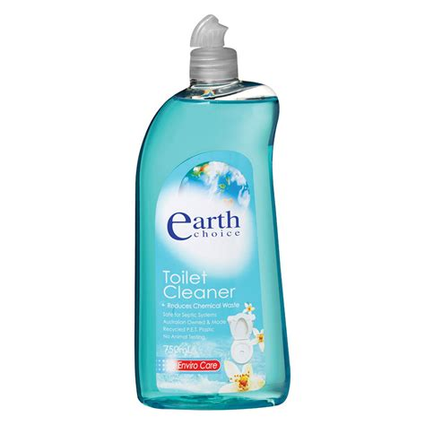 Earth Choice Toilet Cleaner earth choice toilet cleaner 750ml cos complete office supplies