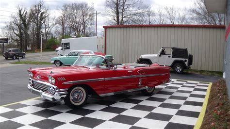 1958 chevrolet impala convertible ebay 1958 chevrolet impala convertible ebay