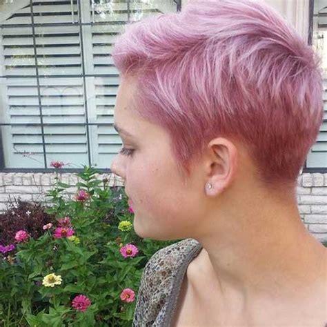 Cut Pink 20 pink pixie cuts pixie cut 2015