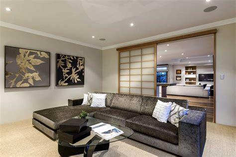 como decorar un comedor estilo zen dise 241 o de casa de un piso estilo oriental con planos