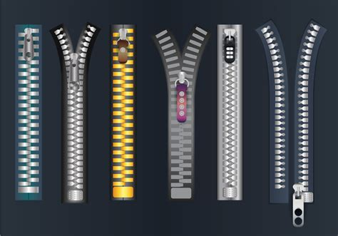 zipper pattern vector zipper pull vector download free vector art stock