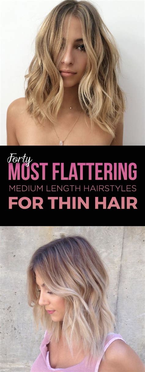 styles for women with a thin spot in top of head best 25 medium thin hair ideas on pinterest medium