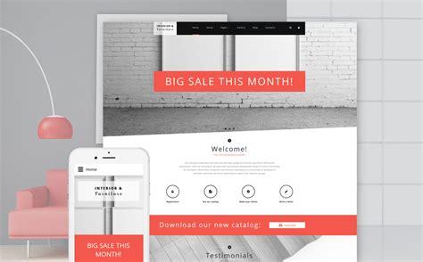 sito design arredamento tema joomla 58598 per un sito di arredamento e design