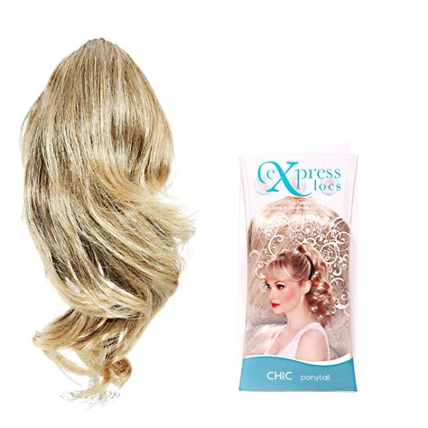 sallys beauty supply ponytail extensions design lengths expresslocs ponytail clip in chic hairpiece