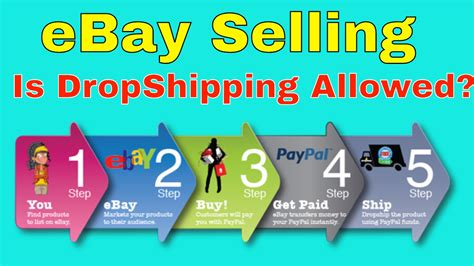 ebay dropship ebay dropshipping policy clarified are you allowed to