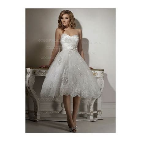bruidsmeiden jurk met jasje bruidsjurk kort