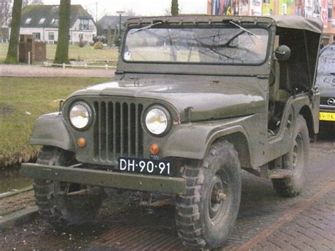 Cj Jeep Years Jeep Cj 5 Year Of Production 1966 From The Usa Kaiser