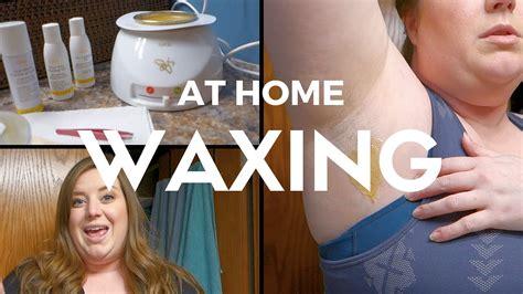 self brazilian wax tutorial waxing at home with gigi hard body brazilian waxing kit