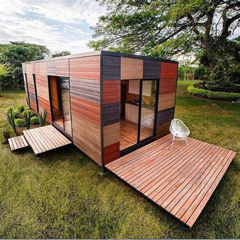 Fold Up Home 13 Cool Shipping Container Homes That Might Make You