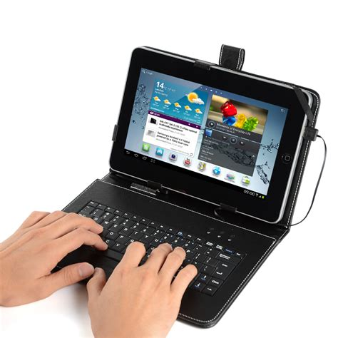 android tablet with keyboard keyboard stand for epad apad android 7 quot tablet ebay