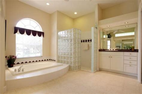 Master Baths With Walk In Showers master bathroom with walk in shower master bath with jazucci tub