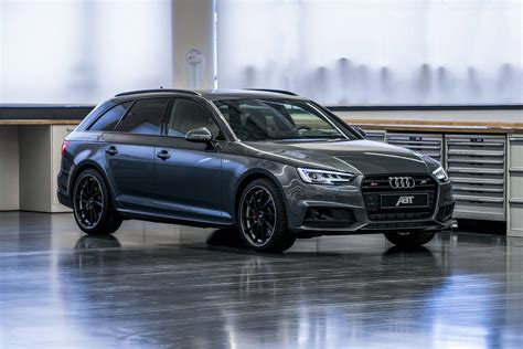 s 4 audi official abt audi s4 avant with 425hp gtspirit