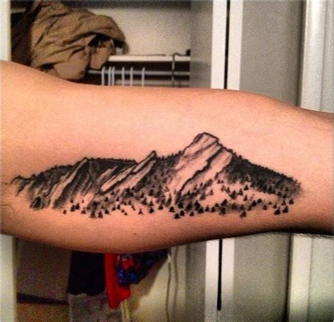colorado mountains tattoo 151 best images about on