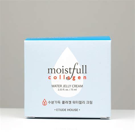 Moistfull Jely Colagen Etude House etude house moistfull collagen water jelly review