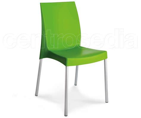 sedie alluminio plana sedia alluminio sedie metallo plastica
