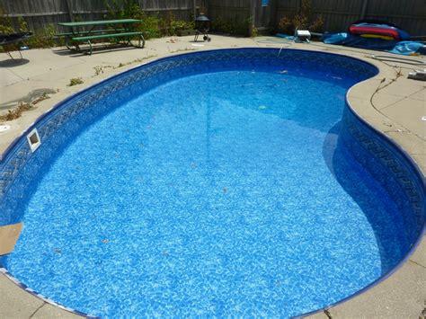 Pool Liners Kenosha Wi Vinyl Liner Replacement