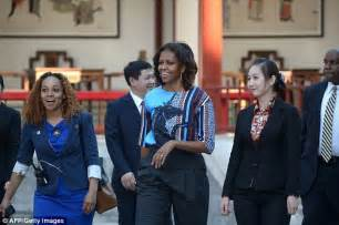 Mother In Law House by Did Michelle Obama Meet China S Secretive Princess Xi