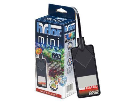 Small Heater For Fish Tank Hydor Mini Aquarium Heater For Small Fish Tank Or Mini