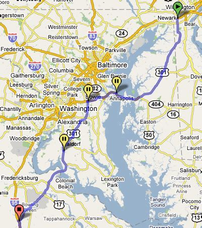 bwi to dc the baltimore washington alternative i 95 exit guide