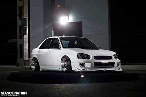 subaru forester stance nation patience is a virtue archie s subaru wrx sti