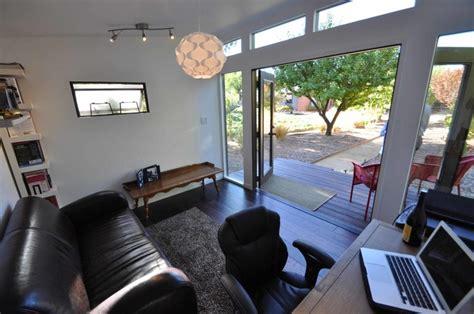 prefab backyard rooms studios storage home office