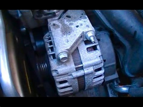 5497 Fan Chevrolet Captiva 2 0 replace a 2008 chevrolet malibu alternator with a 2 2l or 2 4l ecotec engine