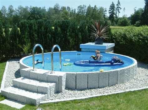 future pool rundbecken future pool als komplett set mit