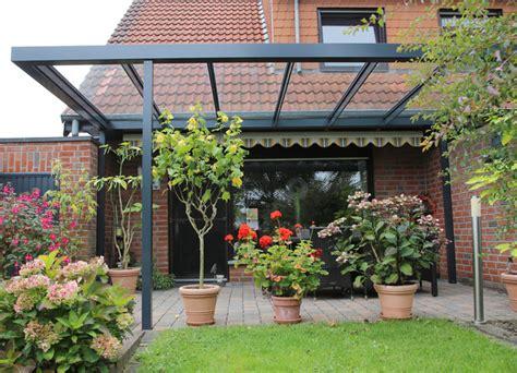 ueberdachungen terrasse terrassen 220 berdachung flachdach mit glas