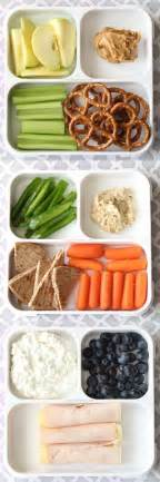 Detox Snack Ideas Fgor School by Healthy Snacks That Are Easy To Pack Snacks