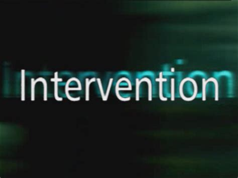 intervention show intervention tv series wikipedia