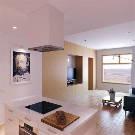 living room and kitchen design kitchen with living room design decobizz com