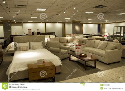 home furniture department store stock photos image 34155093