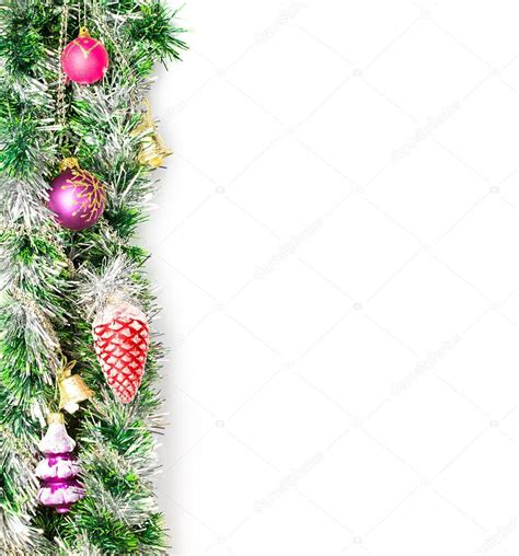 christmas border with decoration stock photo 169 yvdavid