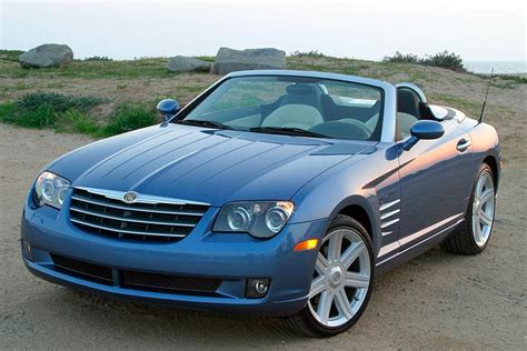 Chrysler Crossfire 2006 by 2006 Chrysler Crossfire Overview Cars