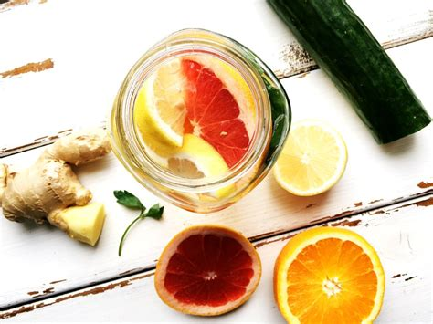 Burner Detox Water by Burning Detox Water Recipe