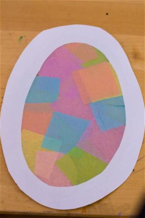 Contact Paper Crafts For Toddlers - 3 simple easter crafts for using contact paper