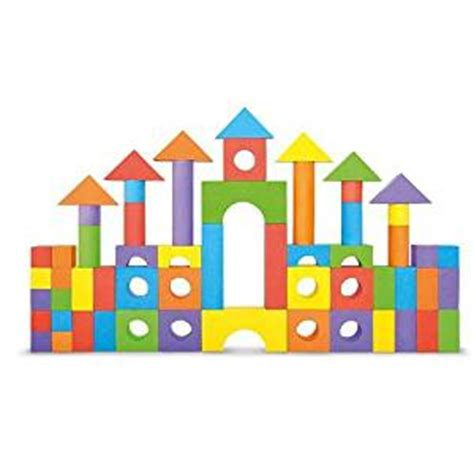 castle styrofoam block home amazon com imaginarium foam building blocks 100 pieces