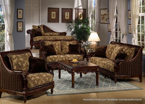 Classic Living Room Sets Traditional Sofa Sets Living Room Sets