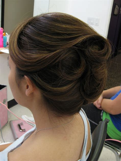 exles of french hair rolls hairstyles for black women french twist glamoh makeup hair artistry blog