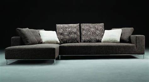 sillon en l sof 225 l negro muebles mar