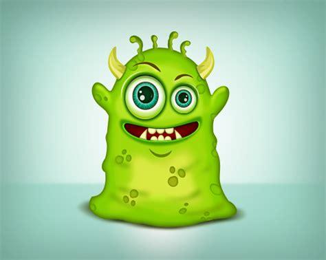 illustrator tutorial monster create an adorable monster mascot in illustrator sitepoint