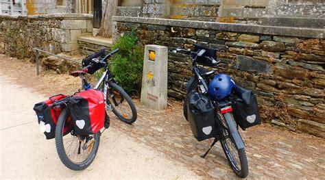 camino de santiago in bici camino de santiago en bici camino franc 233 s bikingthroughspain