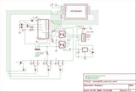diode 1n4148 funktion eos programmierbarer fernausl 246 ser f 252 r dslrs