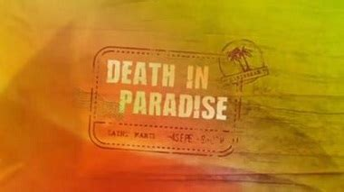 The One With Murder In Paradise in paradise tv series