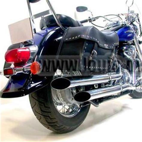 Motorrad Auspuff Lauter Machen Tipps by Silvertail K02 Auspuffanlage Kaufen Louis Motorrad Feizeit
