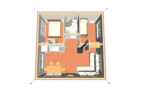 cabin 24x24 house plans homedesignpictures 24x24 loft studio studio design gallery best design