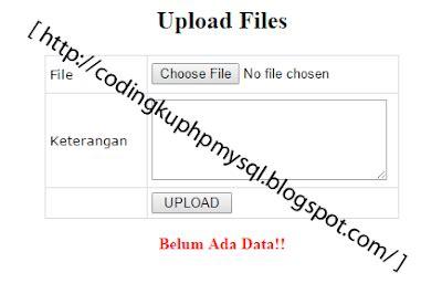 tutorial upload gambar php mysql upload download file gambar sederhana php mysql