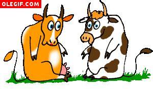 imagenes animadas vacas enamoradas gif vacas enamoradas gif 87